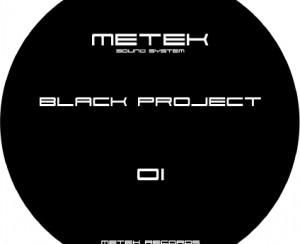 METEK CREW - Bmetek Black Project