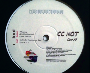 CC NOT - Geo Fi