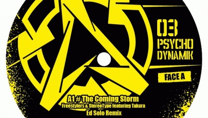 Psycho Dynamik 03 - The Coming Storm