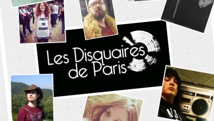 Les Disquaires de Paris