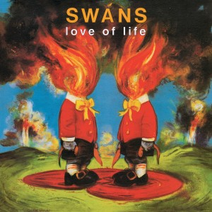 Swans love of life