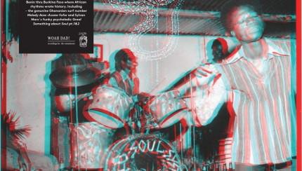 I am drum (pochette)