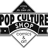 Logo Pop Culture Shop