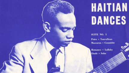 rantz Casseus Haitian Dances