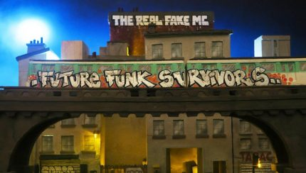 The Real Fake MC - Future Funk Survivors