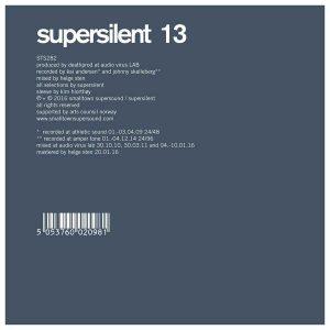Supersilent – 13
