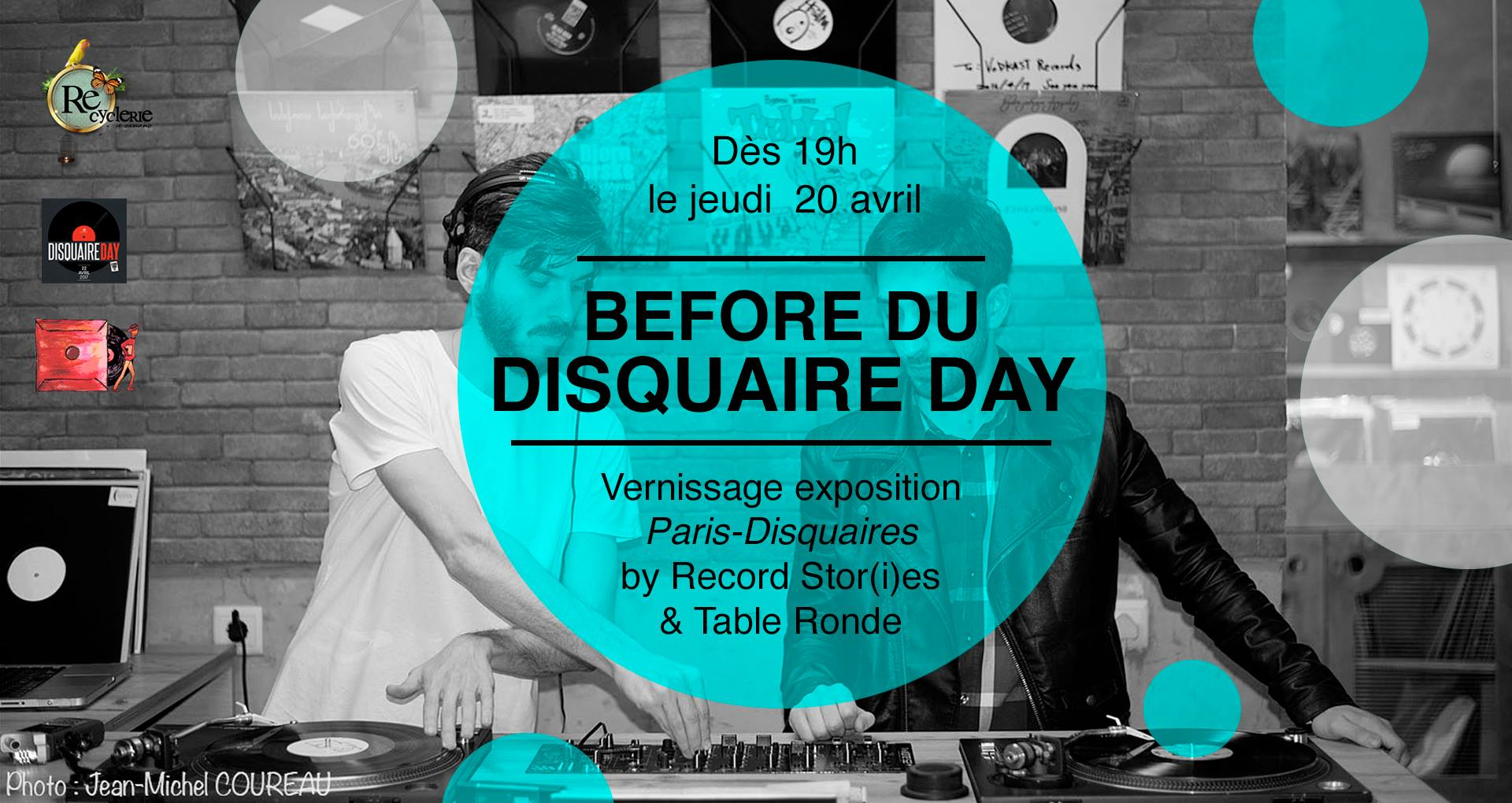 before disquaire day 2017